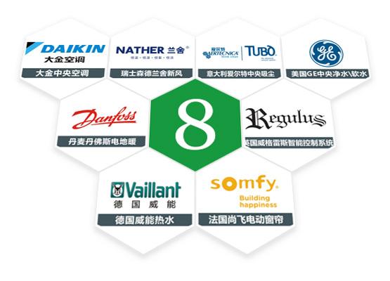 八大国际顶级品牌