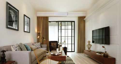 大金空调确保室内湿度平衡,避免秋季干燥带来的各种问题